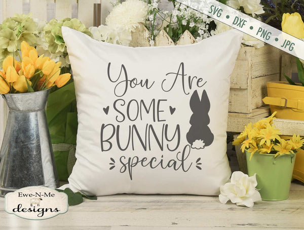 Some Bunny Special - SVG