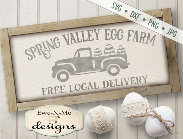 Spring Valley Egg Farm - SVG