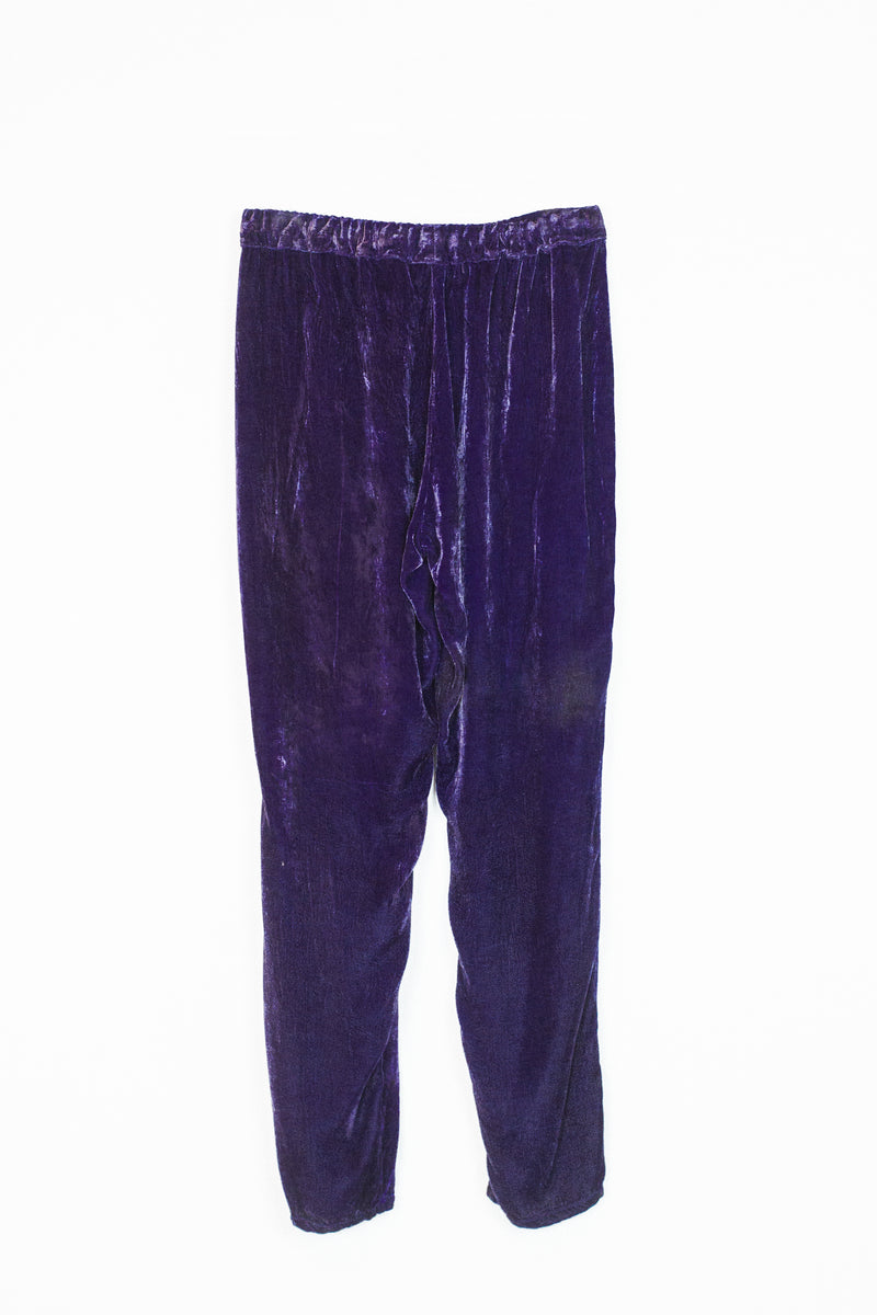 Velvet Dharma Pant - Intuition - S