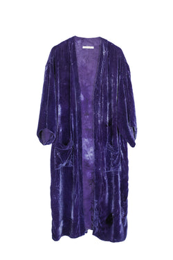 Velvet Ceremony Duster - Intuition