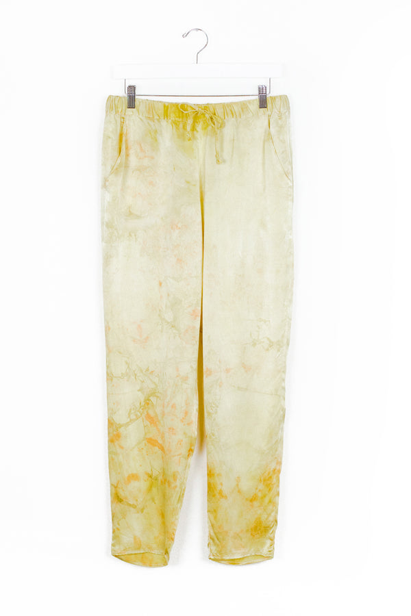 Dharma Pant - Golden Flame - M