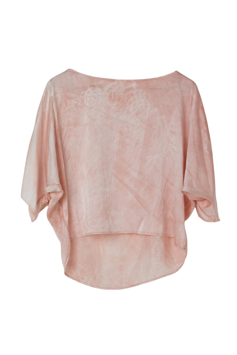 LANA TOP - DUSTY ROSE - S - Last One Left!