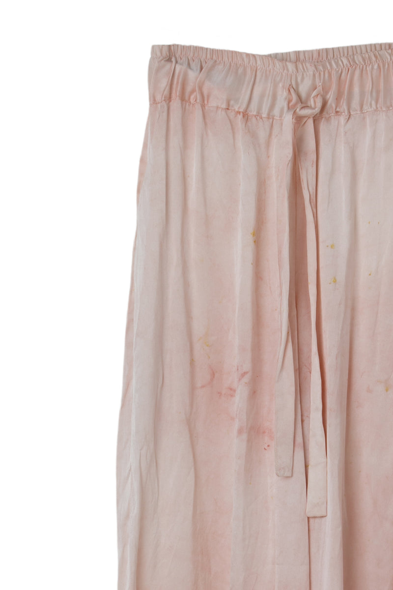 FRIDA WIDE LEG PANT - DUSTY ROSE - M - Last One Left!