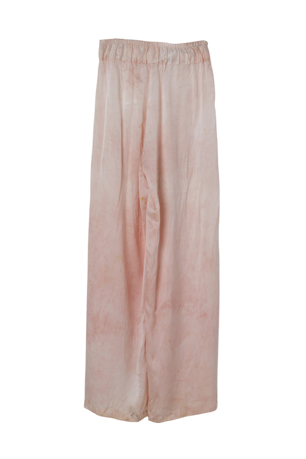 FRIDA WIDE LEG PANT - RUSTY ROSE
