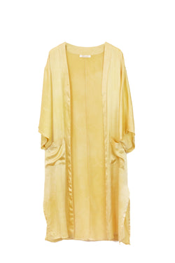 Ceremony Duster - Lemon Iris - S - Last One Left!