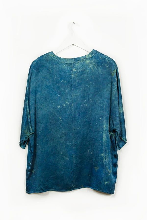 Grace Top - Oceanic - M