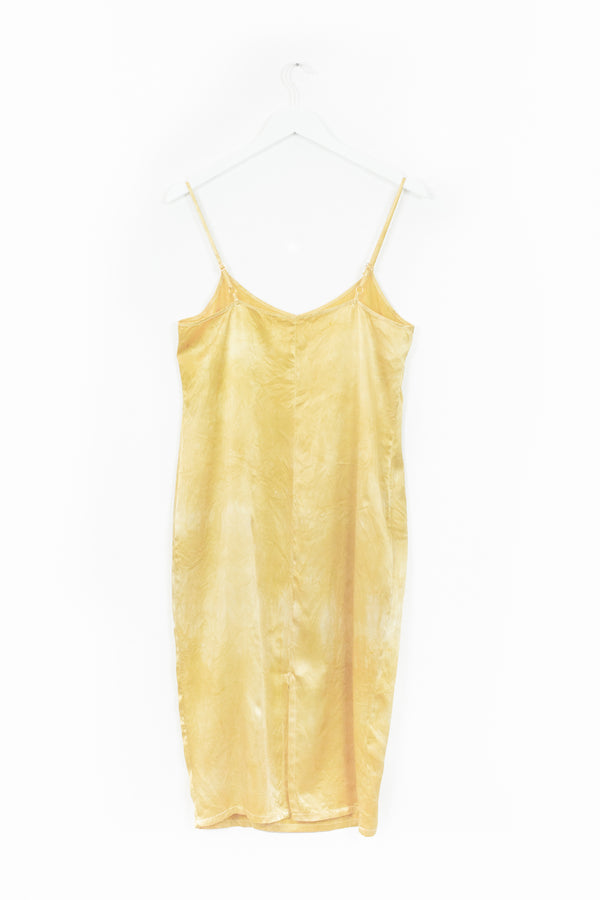 Aphrodite Slip Dress - Golden Ray - S