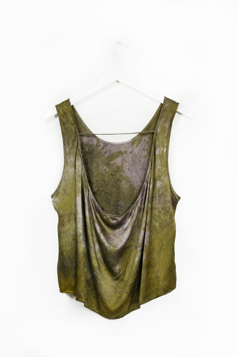 Thea Backless Tank - Vision - M
