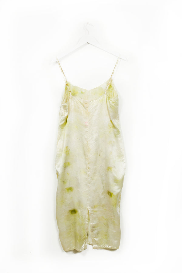 Aphrodite Slip Dress - Hummingbird Garden - S