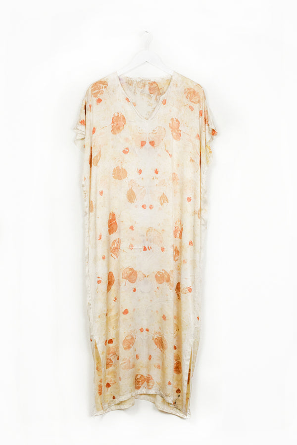 Moroccan Gown - Peach Kiss - S