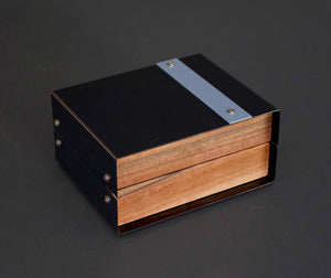 Essential watch box - 2 watches