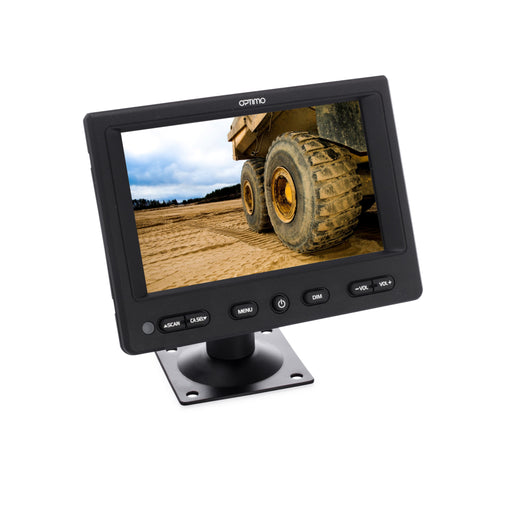 "5"" LED IP65 Waterproof Monitor - 3CH"