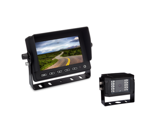 Commercial Duty Backup Camera System - Single Camera