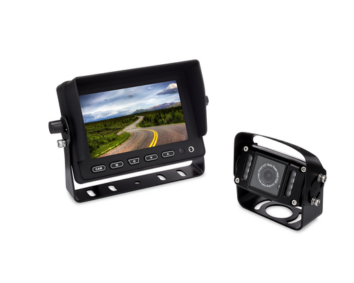Heavy Duty Backup Camera System - Single Camera