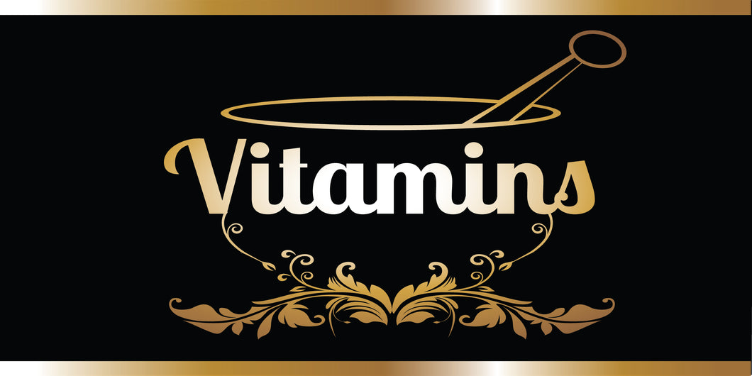 Vitamins (Gold Compounding)