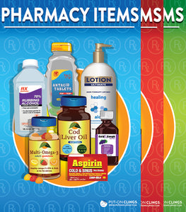 Pharmacy Items
