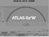 Britespan ATLAS 62 'W dome