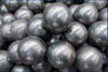 Balls from a foundry (CAST)