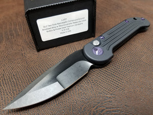 Copy of Marfione Custom LUDT DLC Apoc Purple Haze Ti Meteorite S/N 006