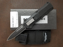 Benchmade Mini Infidel OTF Automatic Knife Black 3350BK
