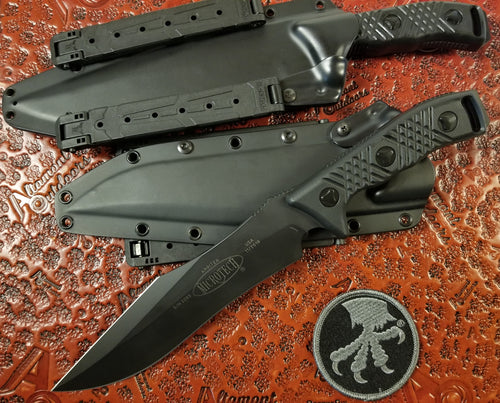 Microtech Arbiter Fixed Blade Knife 104-1