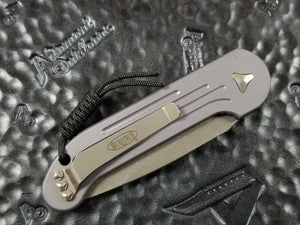 Microtech LUDT Gray Apocalyptic 135-10APGY