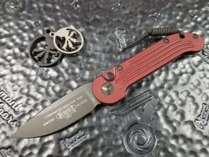 Microtech LUDT Red Merlot Standard 135-1MR