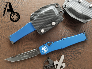 "Halo VI DLC Blue 250-1DLCBLS Tanto ""Signature Series"""
