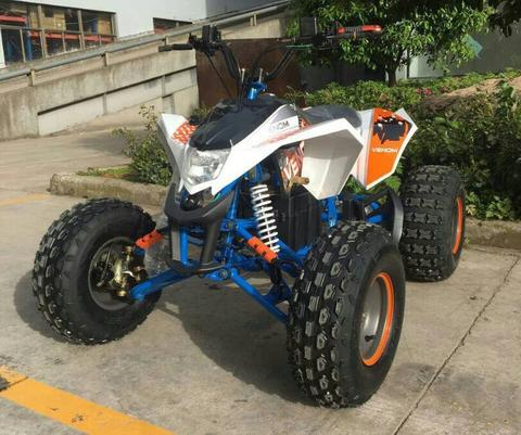 Electric Teen-Size ATV Quad VTT 1200 Watts 48 Volts