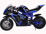 2017 Premium 49cc Gas 2-Stroke Pocket Bike GT