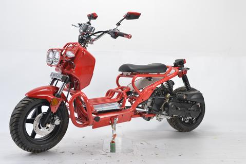 Boom 50cc Ruckus Moped Scooter – Street Legal BD50QT-3A
