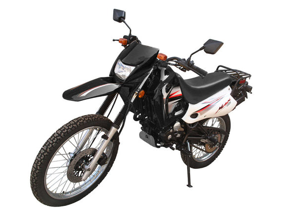 2018 DONGFANG TRACKHAWK 250CC GAS DIRT BIKE - DF250RTE