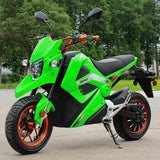 2000W Brushless 72V Swift-E Electric Motorcycle STT Scooter - Street Legal