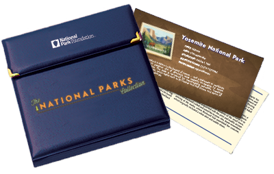 National Parks Fact Cards