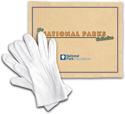 National Parks Jewelers Cloth
