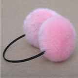 Cute Fur Earmuffs Winter Christmas Gift