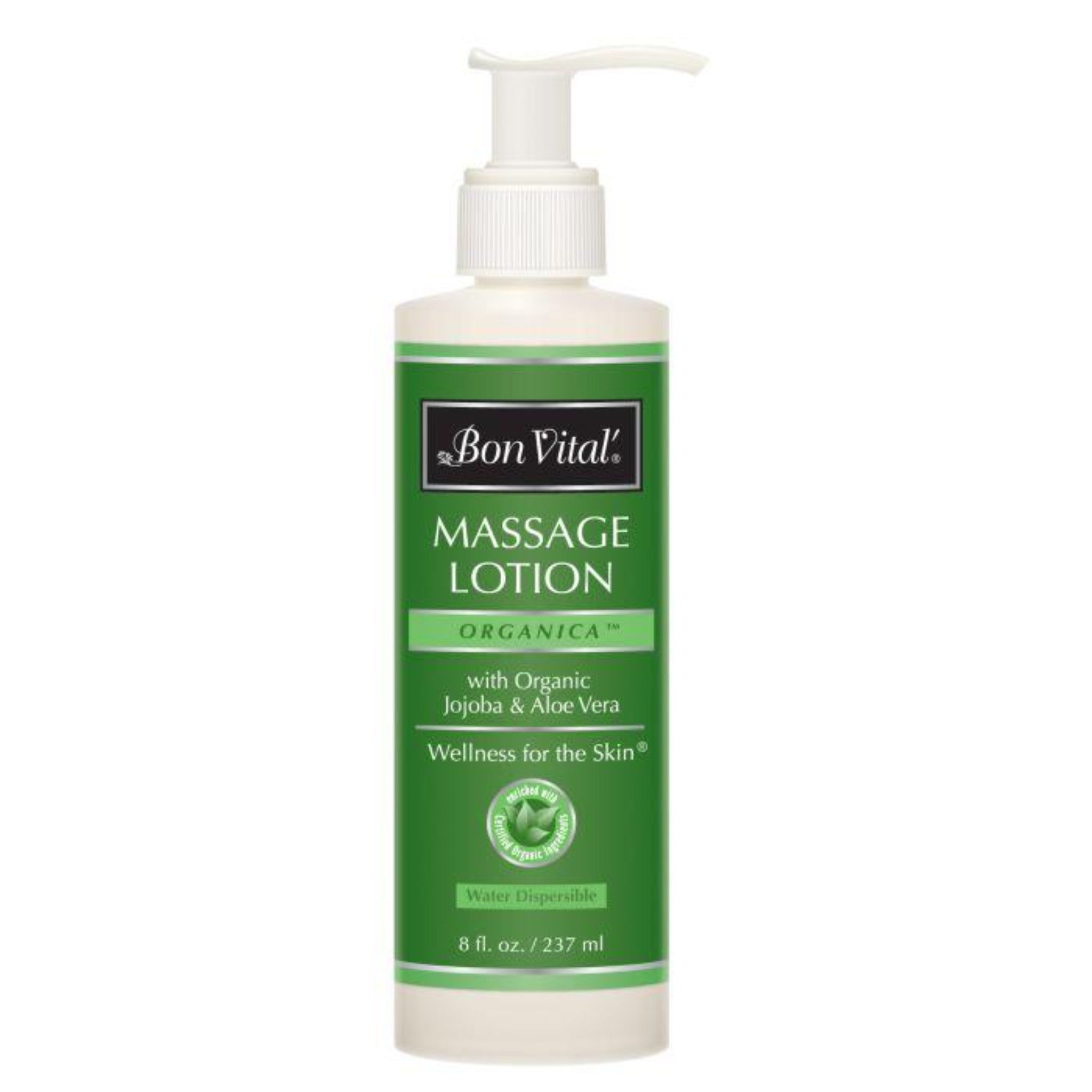 Bon Vital Massage Lotion - Organica - Unscented