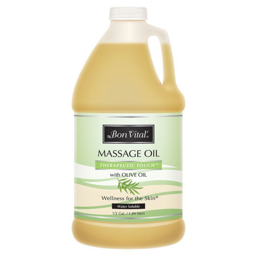 Bon Vital Therapeutic Touch Massage Oil Jojoba Avocado