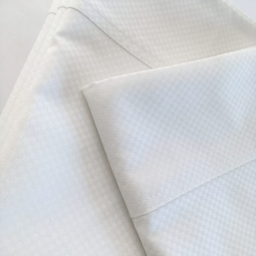100% Cotton White Pillow Case for Massage Therapists