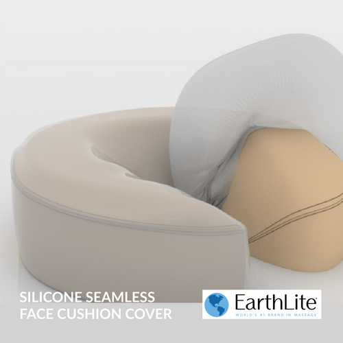 EarthLite Silicone Face Cushion Cover