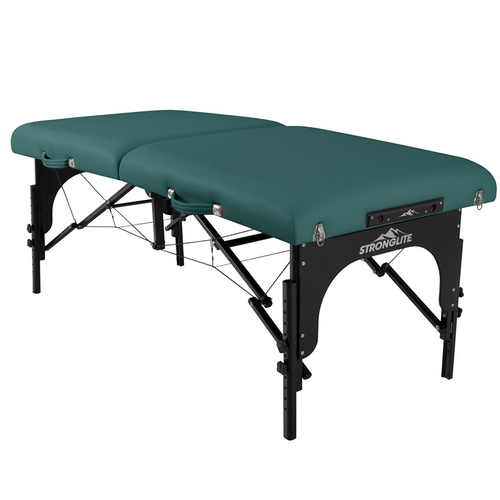 EarthLite StrongLite Premier Massage Table Teal