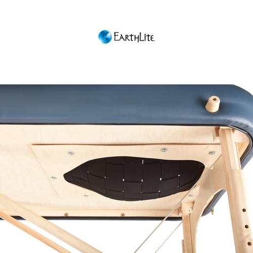 EarthLite Spirit Pregnancy Massage Table Mystic Blue
