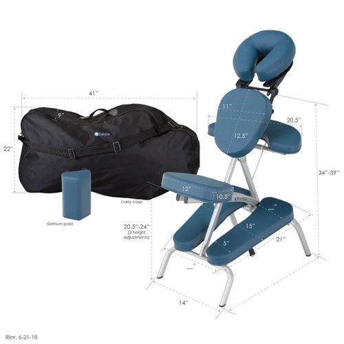 EarthLite Vortex Massage Chair