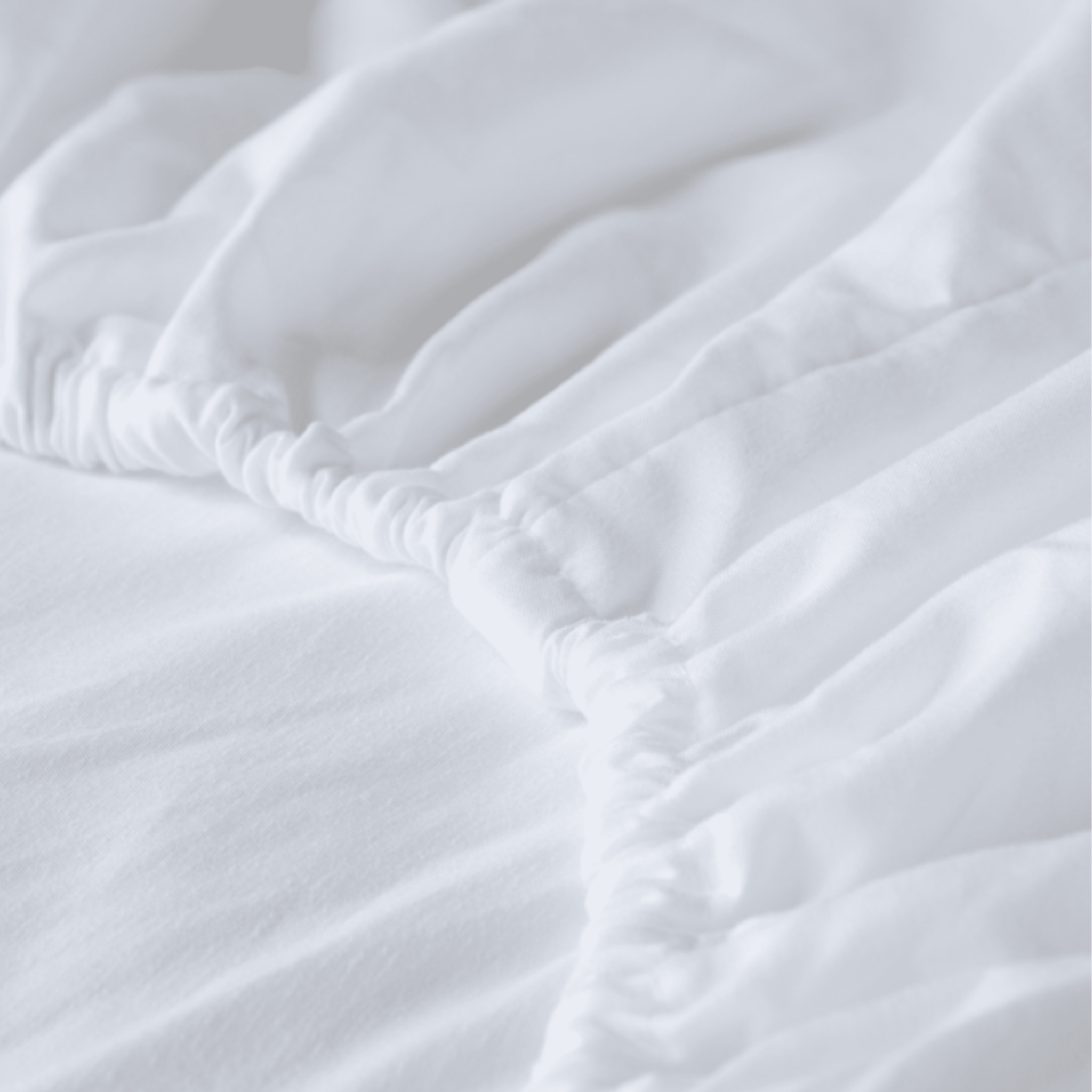 White Flannel Fitted Sheet for Massage & Clinic Tables