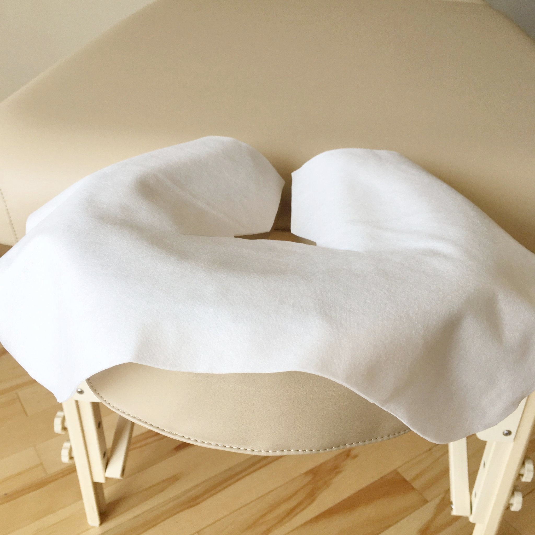 Head Cradle Cover Disposable Massage Table