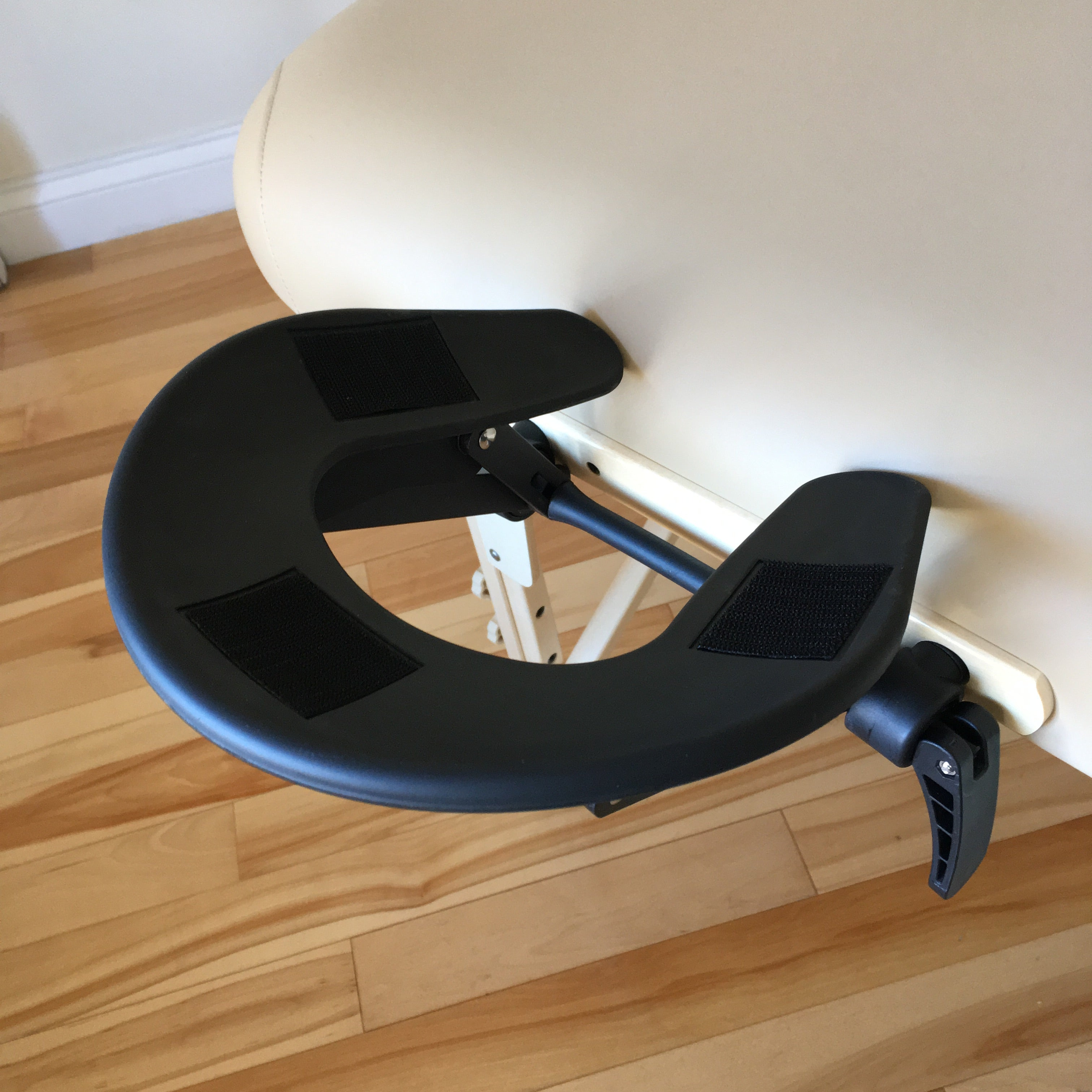 Face or Head Cradle for Massage Table - Contoured