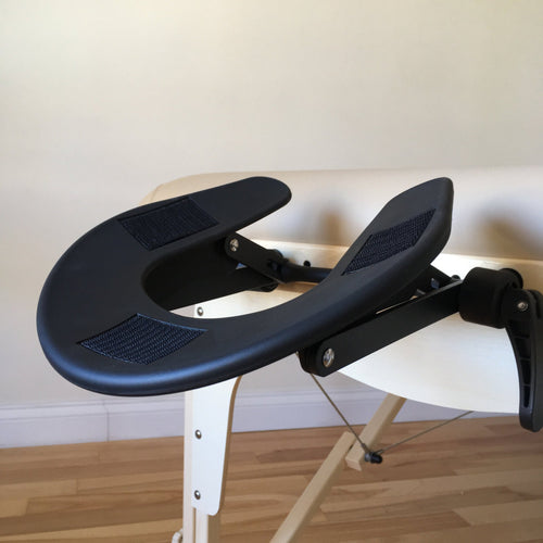 Head Rest Massage Table