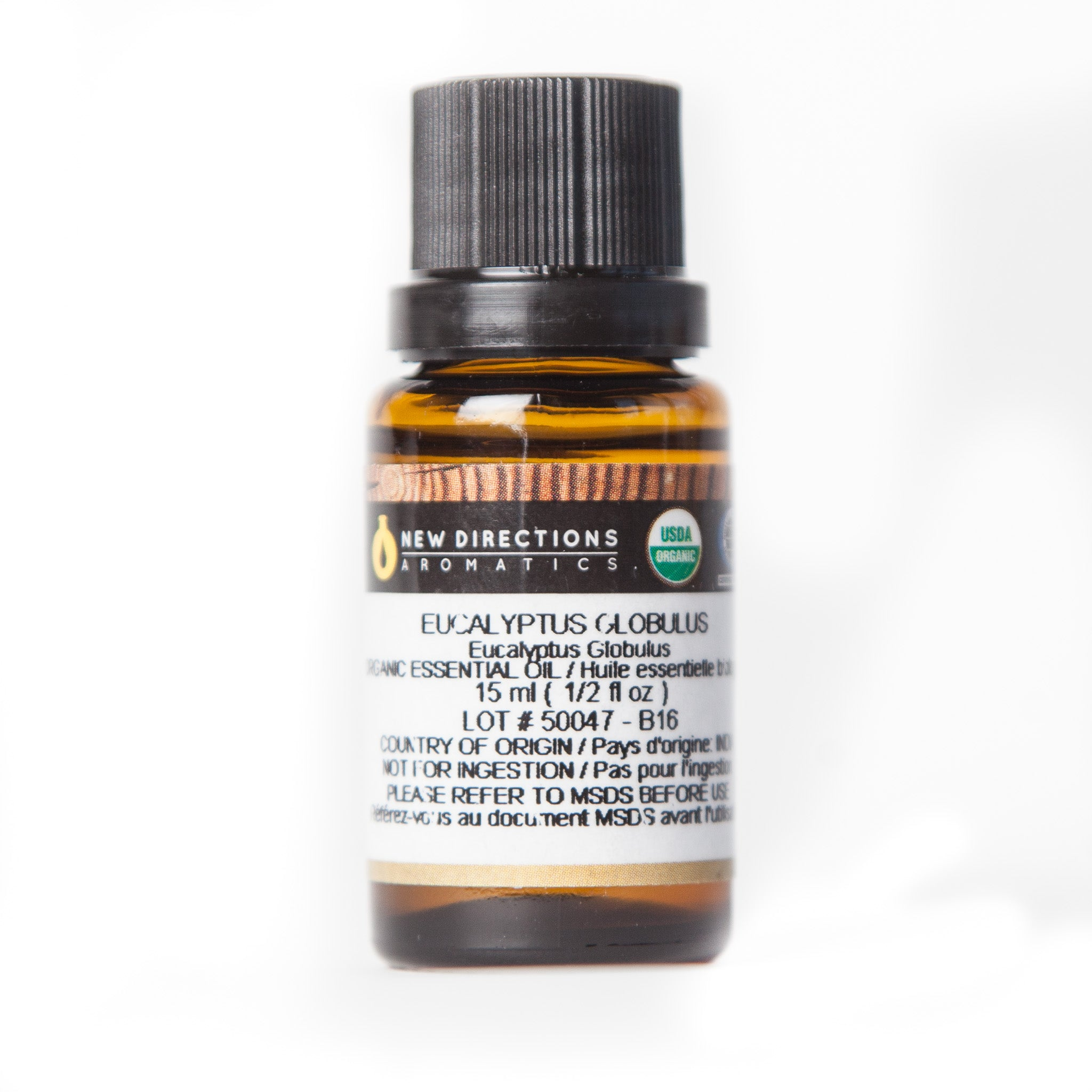 Eucalyptus Essential Oil USDA Organic