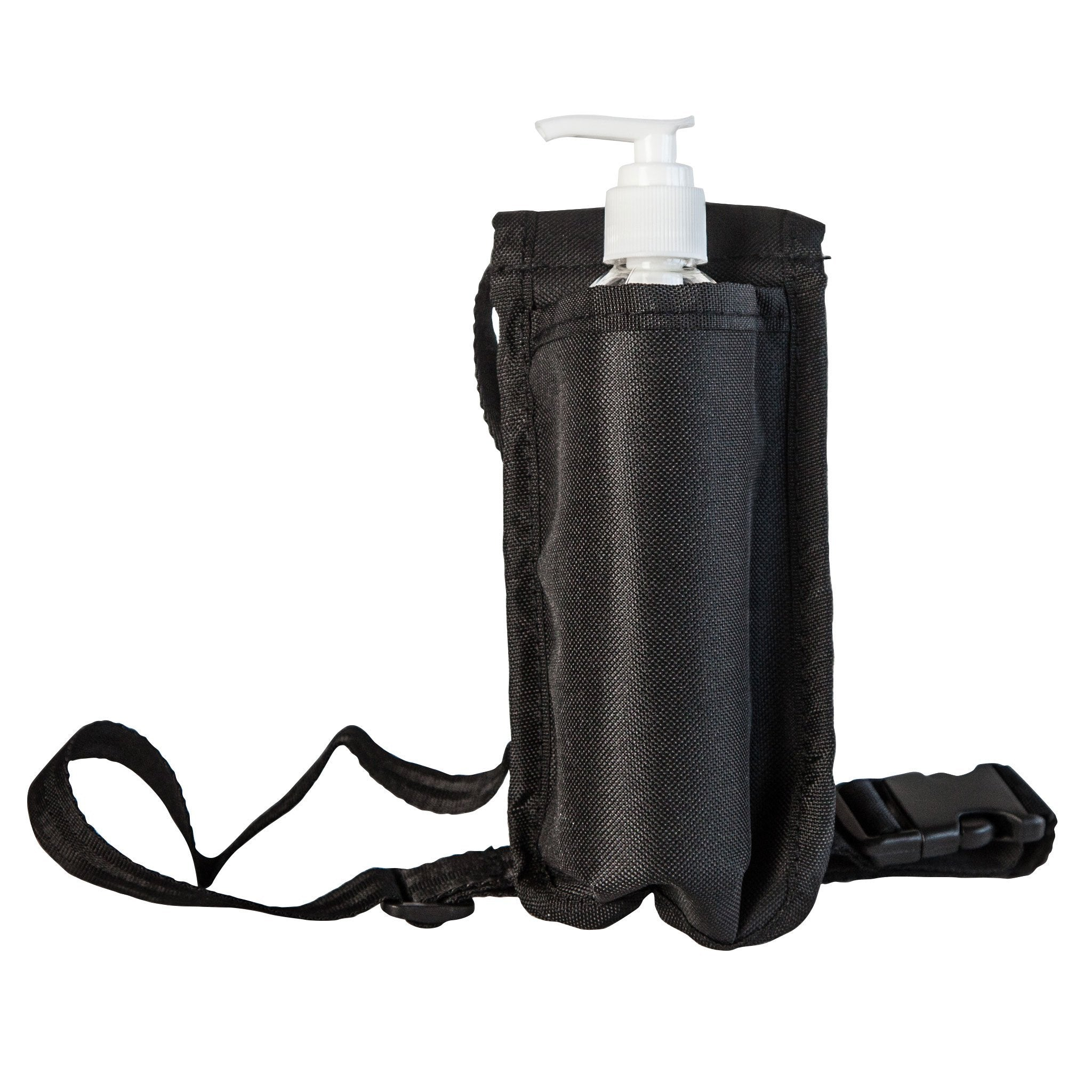 Oil Holster – Black - With Bottle