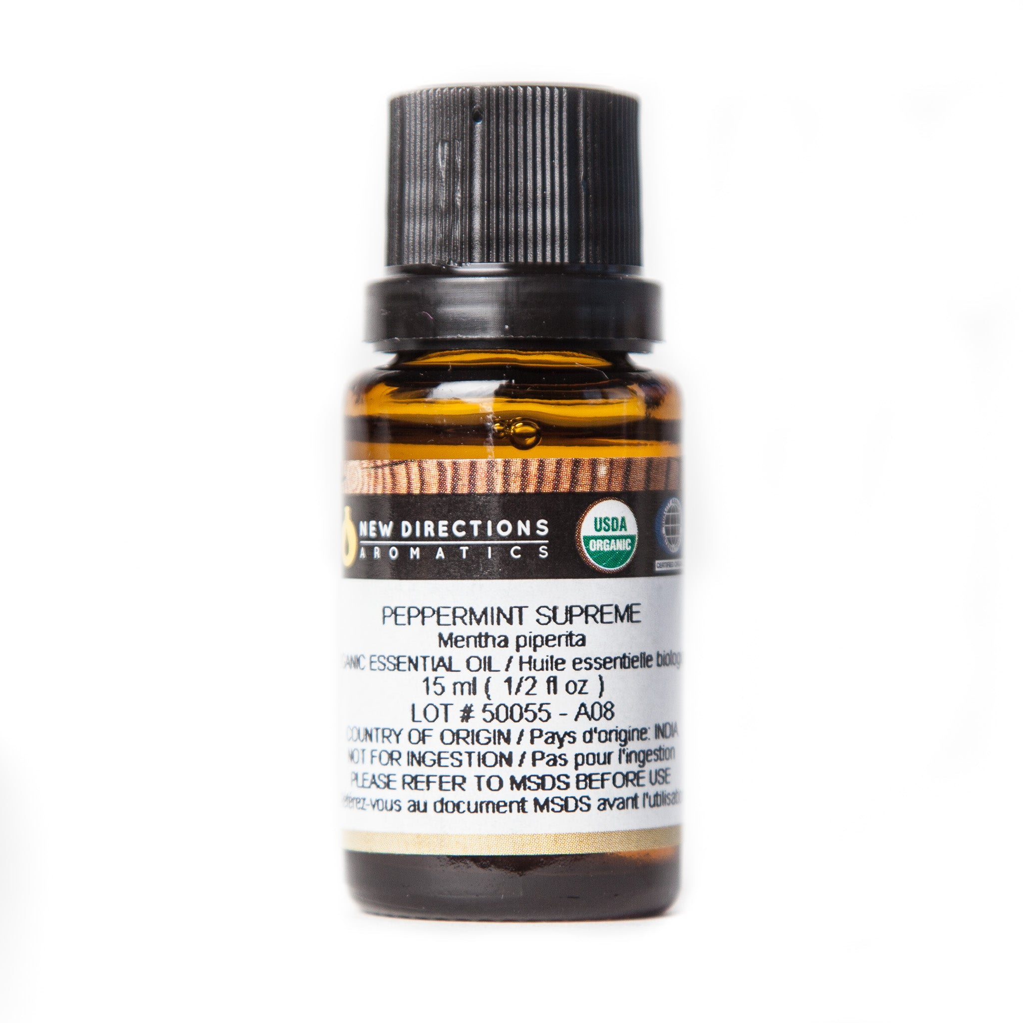 Peppermint (Supreme) – Essential Oil